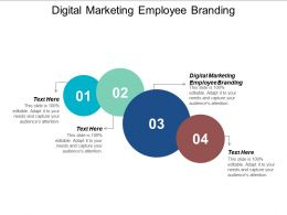 Digital Marketing Employee Branding Ppt Powerpoint Presentation File Examples Cpb