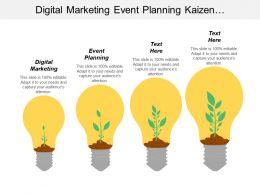digital_marketing_event_planning_kaizen_methodology_market_segmentation_cpb_Slide01