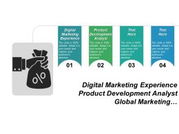 Digital Marketing Experience Product Development Analyst Global Marketing Report Cpb