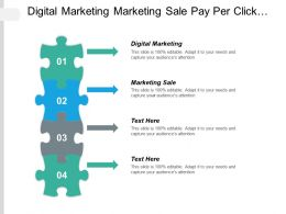 Digital Marketing Marketing Sale Pay Per Click Advertising Cpb