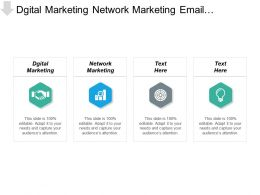 Digital Marketing Network Marketing Email Marketing Campaign Ideas Cpb