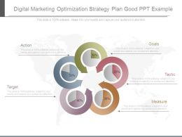 Digital Marketing Optimization Strategy Plan Good Ppt Example