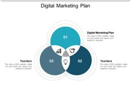 Digital Marketing Plan Ppt Powerpoint Presentation Slides Graphic Tips Cpb