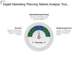 Digital Marketing Planning Market Analysis Tool Product Sampling Promotion Cpb