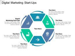 Digital Marketing Start Ups Ppt Powerpoint Presentation Icon Show Cpb