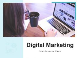 Digital Marketing Strategy Business Framework Analyse Roadmap Organization