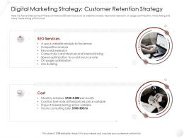 Digital Marketing Strategy Customer Retention Entry Strategy Gym Health Fitness Clubs Industry Ppt Pictures