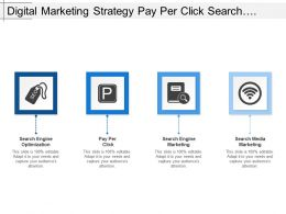 Digital Marketing Strategy Pay Per Click Search Engine Optimization