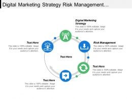 Digital Marketing Strategy Risk Management Employee Hour Tracking Cpb