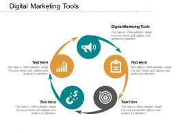 Digital Marketing Tools Ppt Powerpoint Presentation File Good Cpb