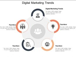 Digital Marketing Trends Ppt Powerpoint Presentation Infographic Template Summary Cpb