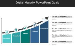 Digital Maturity Powerpoint Guide
