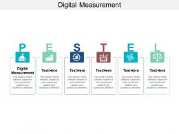 Digital Measurement Ppt Powerpoint Presentation Gallery Slides Cpb