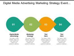 Digital Media Advertising Marketing Strategy Event Marketing Promotions Cpb