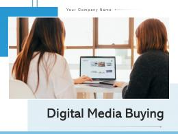Digital Media Buying Elements Research Evaluating Process Product Marketing