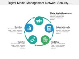 Digital Media Management Network Security Business Process Transformation Cpb