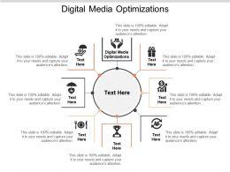 Digital Media Optimizations Ppt Powerpoint Presentation File Format Ideas Cpb