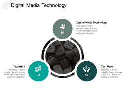 Digital Media Technology Ppt Powerpoint Presentation Outline Guide Cpb