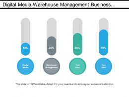 Digital Media Warehouse Management Business Opportunity Resource Management Cpb