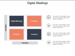 Digital Meetings Ppt Powerpoint Presentation Infographic Template Layouts Cpb