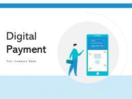 Digital Payment Transaction Representing Currencies Computer