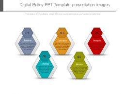 Digital Policy Ppt Template Presentation Images