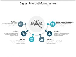 Digital Product Management Ppt Powerpoint Presentation Slides Graphics Download Cpb