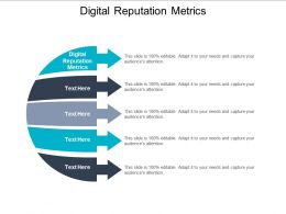 Digital Reputation Metrics Ppt Powerpoint Presentation Outline Example Topics Cpb