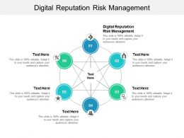 Digital Reputation Risk Management Ppt Powerpoint Presentation File Information Cpb