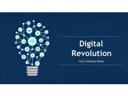 Digital Revolution Powerpoint Presentation Slides