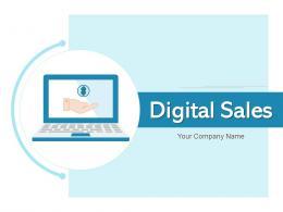 Digital Sales Business Accountability Management Applications Document Framework