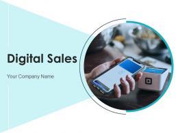 Digital Sales Cost Leadership Strategy Social Media Marketing