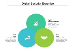 Digital Security Expertise Ppt Powerpoint Presentation Styles Background Cpb
