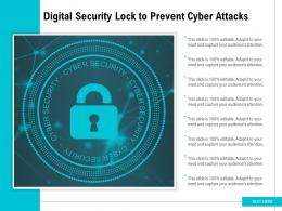 Digital Security Lock To Prevent Cyber Attacks