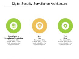 Digital Security Surveillance Architecture Ppt Powerpoint Presentation Gallery Professional Cpb