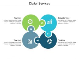 Digital Services Ppt Powerpoint Presentation Ideas Background Image Cpb