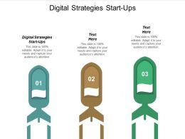 Digital Strategies Start Ups Ppt Powerpoint Presentation Infographic Template Portfolio Cpb