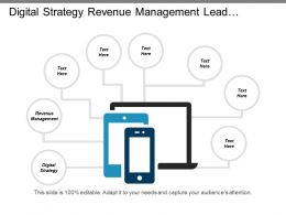 Digital Strategy Revenue Management Lead Management Project Management Cpb