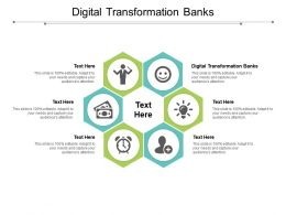 Digital Transformation Banks Ppt Infographic Template Example Introduction Cpb