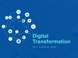 Digital Transformation Digital Organization Analytics Digital Technology Strategy Business