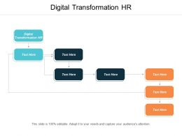 Digital Transformation HR Ppt Powerpoint Presentation Infographic Template Visual Aids Cpb