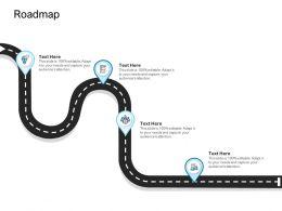 Digital Transformation Of Client Onboarding Process Roadmap R789 Ppt Slides