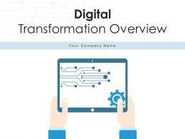 Digital Transformation Overview Customer Engagement Strategy Planning Organizational