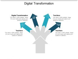 Digital Transformation Ppt Powerpoint Presentation Slides Graphics Pictures Cpb