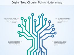 Digital Tree Circular Points Node Image