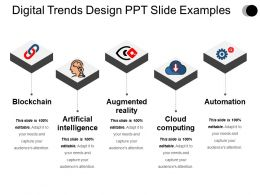 Digital Trends Design Ppt Slide Examples