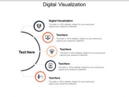 Digital Visualization Ppt Powerpoint Presentation Pictures Graphics Cpb