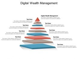 Digital Wealth Management Ppt Powerpoint Presentation Show Outline Cpb