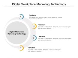 Digital Workplace Marketing Technology Ppt Powerpoint Presentation File Background Image Cpb