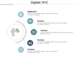 Digitals NYC Ppt Powerpoint Presentation File Mockup Cpb
